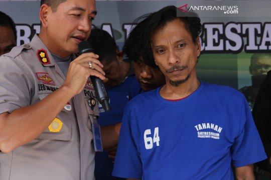 "Polrestabes Surabaya bekuk personel ""Boomerang"" dalam kasus narkoba"
