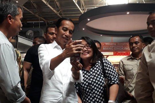 Harapan ultah ke-58 Jokowi terus perbaiki bangsa