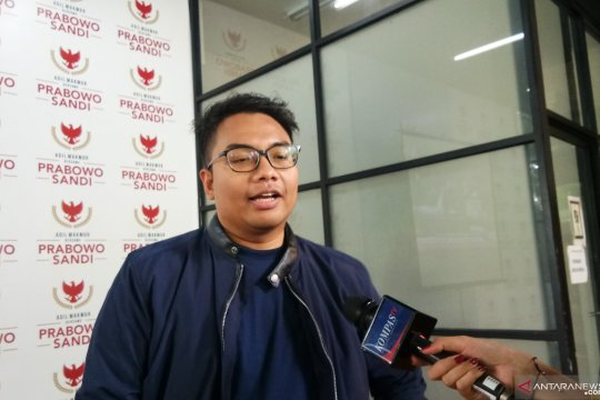 BPN sebut Prabowo sedang di luar negeri