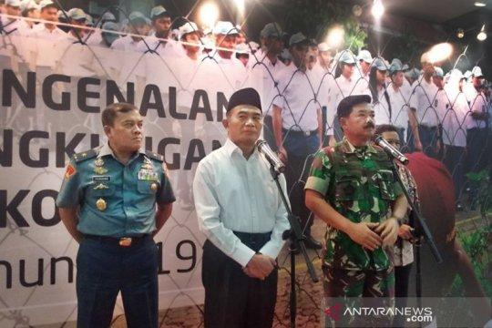 Mendikbud berharap personil TNI bisa menginspirasi siswa