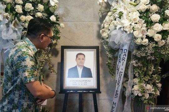 MA: Pemulangan jenazah putra Ketua MA diundur