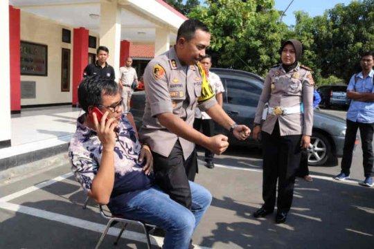 Polisi: pelaku penyerang sopir bus miliki gangguan kejiwaan