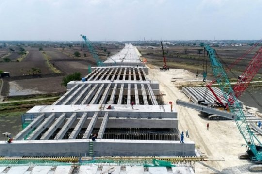 Pemerintah perlancar distribusi kawasan industri di  Jawa Timur