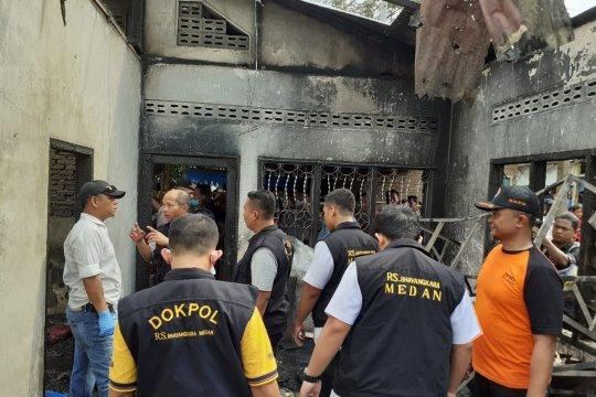 Polres periksa karyawan selamat kebakaran pabrik perakitan korek api