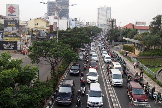 Wali Kota Depok rancang penataan lalu lintas di Margonda