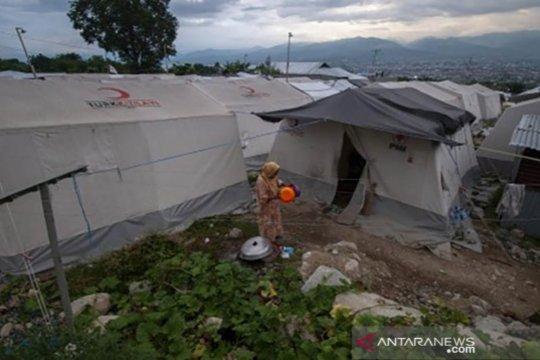 Aksi pencurian di kawasan pengungsian likuefaksi Balaroa merajalela