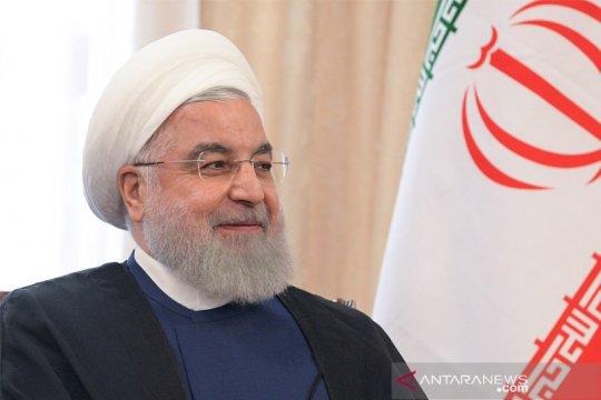 Presiden: Iran tidak ingin berperang dengan AS