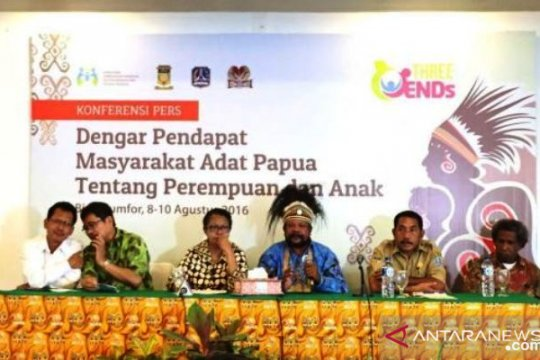 Tokoh adat-agama Papua didorong berperan lindungi perempuan-anak