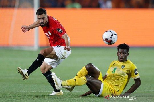 Piala Afrika 2019 : Gol tunggal Trezeguet bawa Mesir tundukkan Zimbabwe