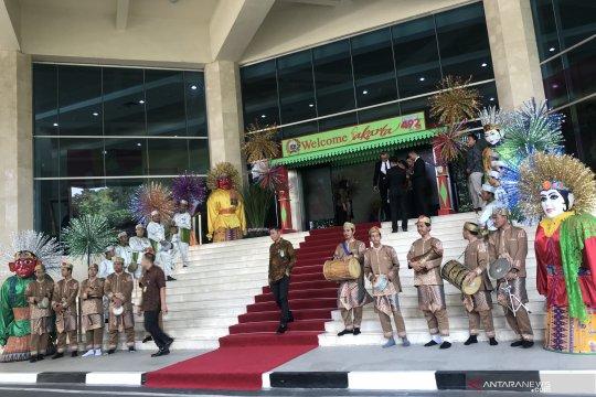 Tari Sirih Kuning buka rapat DPRD HUT ke-492 Jakarta