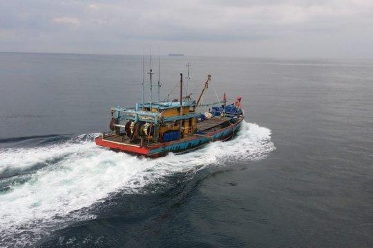 KKP tangkap 35 kapal ikan asing sejak awal 2019