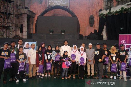 Sambut HUT DKI Jakarta Laznas BMM ajak 1.100 yatim ke Dufan Ancol