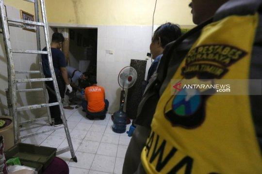 Polrestabes selidiki teror bom molotov di Surabaya