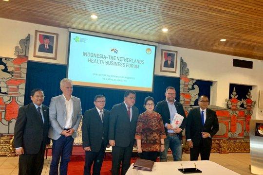 Peluang bisnis kesehatan Indonesia-Belanda dijajaki