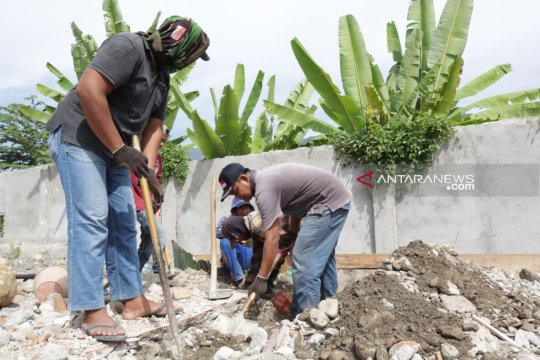 ACT bangun MTs Nurul Hasana pulihkan pendidikan pascabencana Sulteng