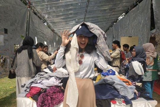 Limbah fesyen akan menjadi masalah bagi Jakarta