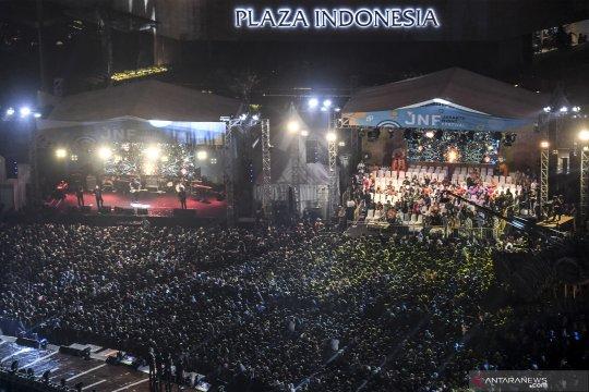 Kemarin, ulang tahun Jakarta hingga kedatangan Ha Sung-woon