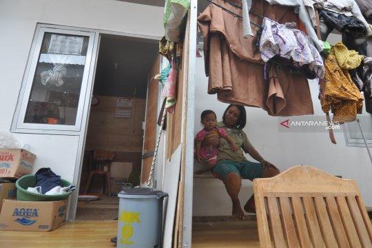 Upaya melindungi perempuan selama darurat bencana