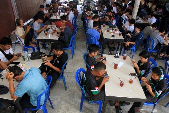 Bekraf khawatirkan pekerja kreatif Aceh soal PUBG haram