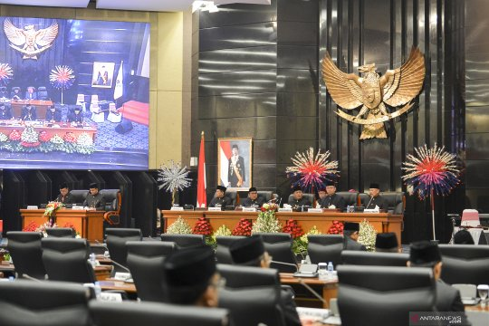 DPRD DKI Jakarta bahas pengelolaan sampah pada rapat paripurna