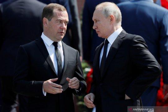 PM Rusia mundur terkait rencana Putin ubah konstitusi