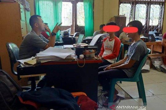 Polisi tangkap dua pelaku pembunuhan pendamping desa