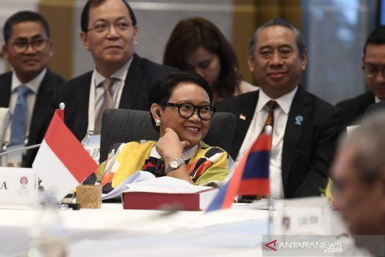 Pertemuan Menlu ASEAN di Bangkok