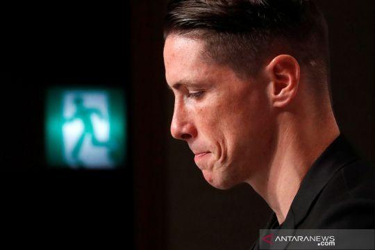 Memori Fernando Torres saat tampil bersama Steven Gerrard