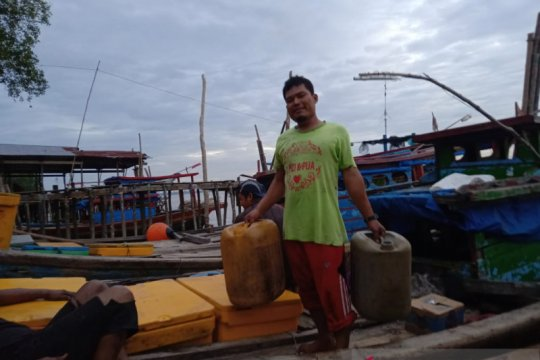 HNSI: Banyak nelayan Sumut kerja di kapal Malaysia