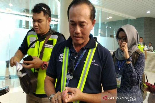 Pengelola Bandara Internasional Yogyakarta larang taksi daring