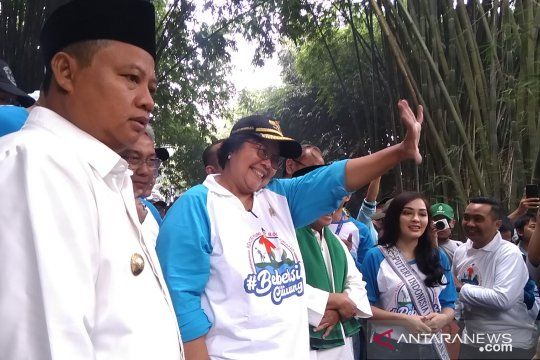 Menteri LHK ingin pemulihan DAS konsep ekoriparian diperluas