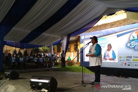 9.300 orang ikut aksi Bebersih Ciliwung2019