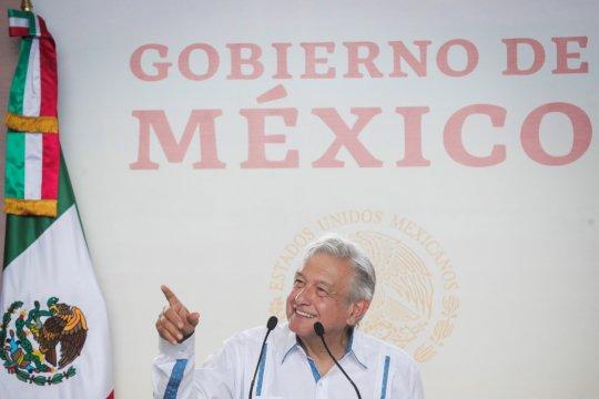 Argentina tangkap pengusaha di pusat skandal korupsi Meksiko