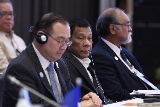 """Kapal asing terancam perlakuan """"tak bersahabat"""" oleh Filipina"""