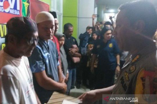 Tiga tersangka kasus kebakaran pabrik korek api ditangkap di Medan