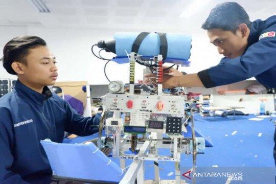 64 perguruan tinggi ramaikan kontes robot di Semarang