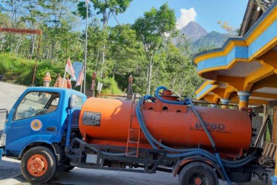 800 tangki air atasi kekeringan di Klaten