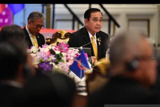 Prayut: Wawasan ASEAN tentang Indo-Pasifik perkuat peran ASEAN