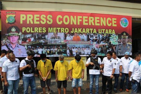 Polisi dalami jaringan internasional penyelundupan 15 kg sabu-sabu