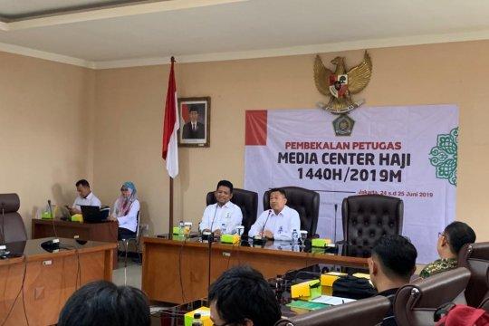 Kemenag sediakan informasi haji terkini melalui Media Center Haji