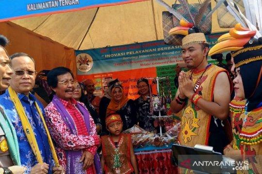 Pameran GTK PAUD se-Indonesia dibuka Wagub Babel