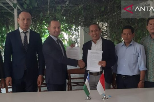 Uzbekistan-Antara Digital Media sepakati kerjasama promosi pariwisata