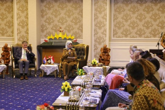 Pemprov Lampung dan Kroasia jajaki perluasan kerja sama
