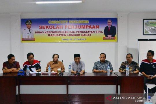 """Lombok Barat jadi percontohan program """"Sekolah Perjumpaan"""""""