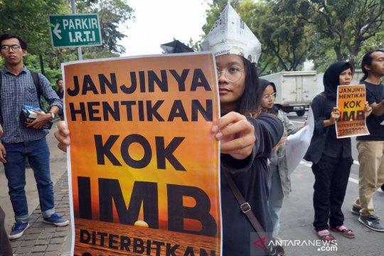 Anies Baswedan: Tidak ada pulau baru, semua namanya Pulau Jawa