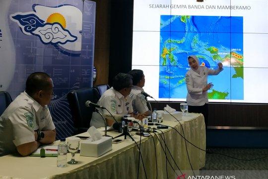 Gempa Maluku dirasakan di Kupang dan Alor