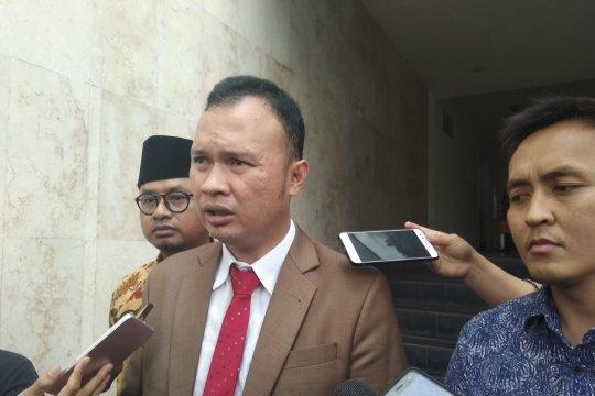 """Pengacara: """"Hilal"""" penangguhan penahanan Eggi Sudjana terlihat"""