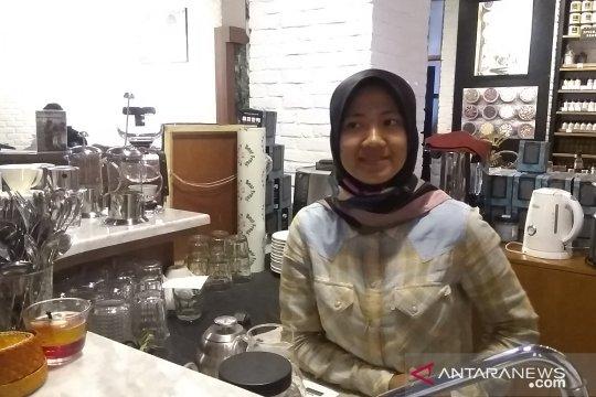 Petani kopi Indonesia demonstrasikan seduh kopi di Norwegia