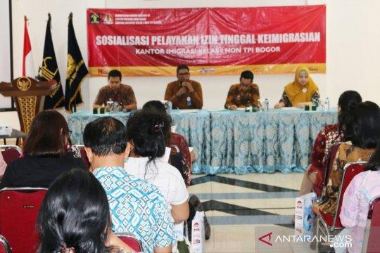 Kantor Imigrasi ancam tindak tegas TKA tak berizin di Bogor