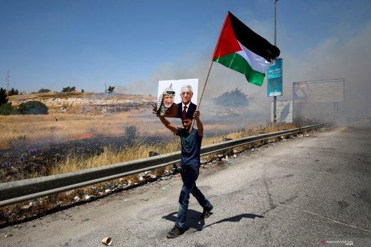 """Presiden Abbas kembali menentang """"kesepakatan abad ini"""""""